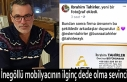 Mobilyacının ilginç dede olma sevinci