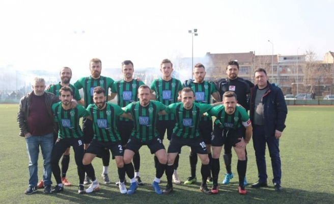 KAFKASSPOR'DA HEDEF PLAY-OFF